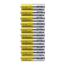 Батарейка щелочная LR03 AAA 1,5В АЛКАЛИСК